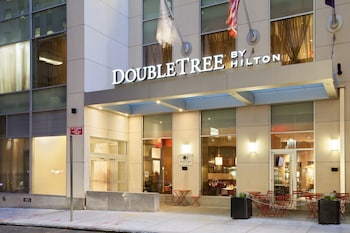 Naktsmītnes DoubleTree by Hilton New York City - Financial District attēls vietā Ņujorka