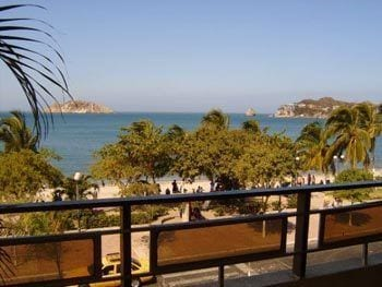 Mynd af Park Hotel í Santa Marta