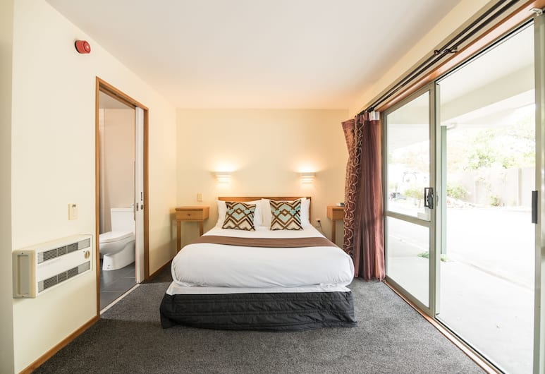 Central Park Motor Lodge, Christchurch, Studio Tiêu chuẩn, Phòng