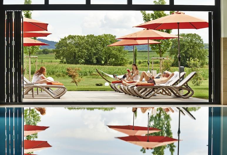 克勒茲伯斯特水療餐廳酒店, 福格茨堡, 室內泳池
