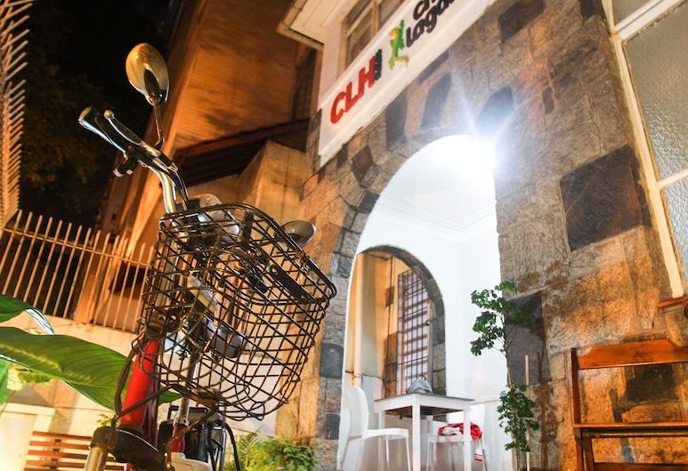 CLH Suites Copacabana Santa Clara, Rio de Janeiro, Hotel Front – Evening/Night