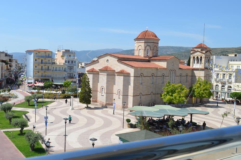 Pokój luksusowy (Jacuzzi tub) - Z widokiem na balkon
