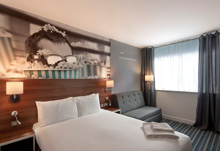 Heeton Concept Hotel City Centre Liverpool, Liverpool, Family Room, Guest Room