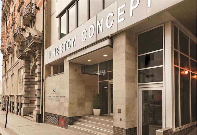 Heeton Concept Hotel City Centre Liverpool, ליברפול