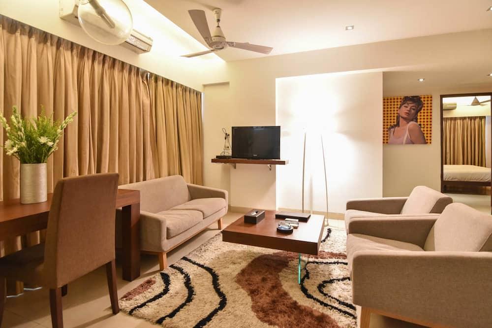 Апартаменти «Делюкс» (Suites-2BHK) - Житлова площа