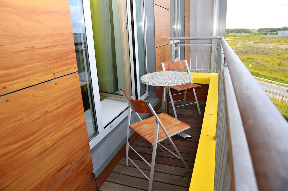Presidential-Suite, 2Schlafzimmer - Balkon