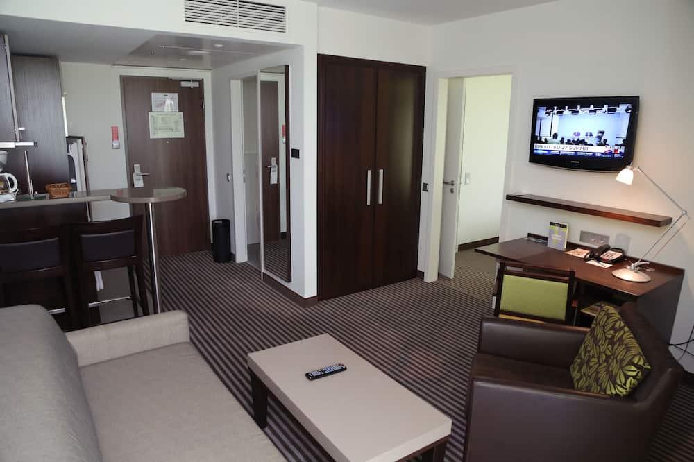Apartment (Apartments) - Wohnzimmer