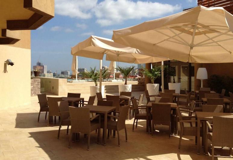 Hotel Alvalade, Luanda, Terraço/Pátio Interior