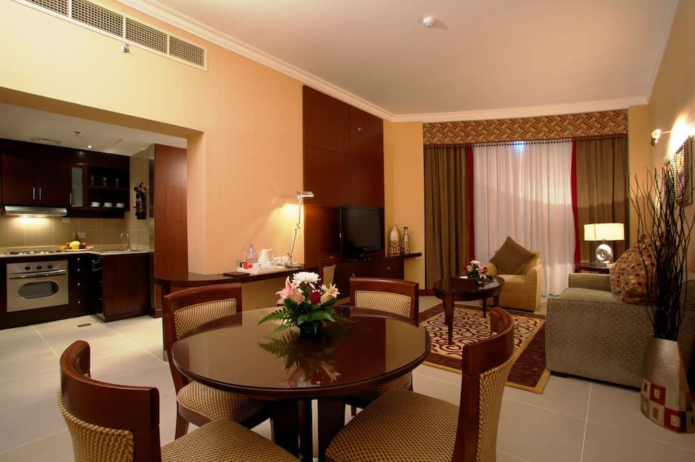 Suite junior - Servicio de comidas en la habitación