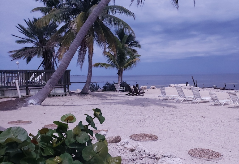 Rainbow Bend Resort, Maratona, Praia