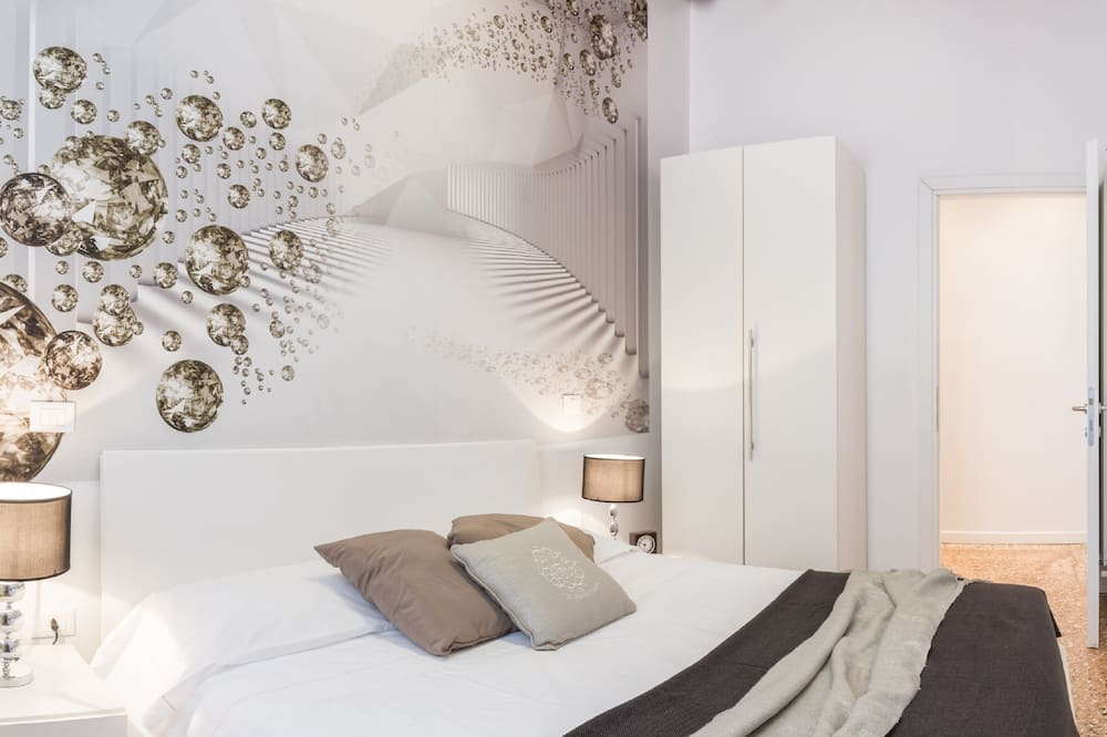 Apartmán, 4 spálne (Check-in online) - Izba