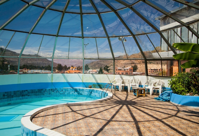 Oberland, La Paz, Indoor Pool