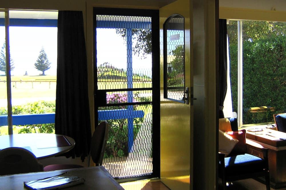 Signature cottage, 1 slaapkamer, uitzicht op tuin - Eetruimte in kamer