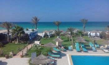 Selline näeb välja Hotel Dar el Bhar, Midoun