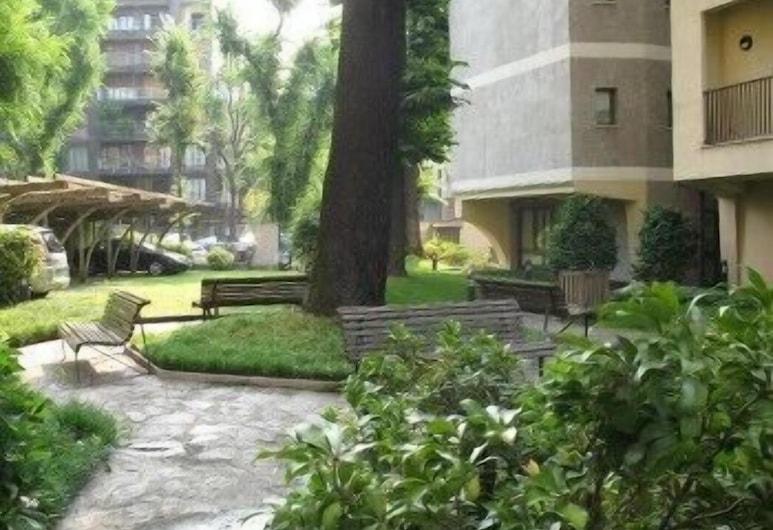 Residence Le Corti, Μιλάνο, Κήπος