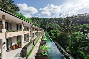 Foto do Kebun Villas & Resort em Senggigi