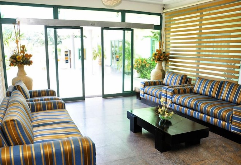Crystal Palm Hotel, Accra, Lobby Lounge