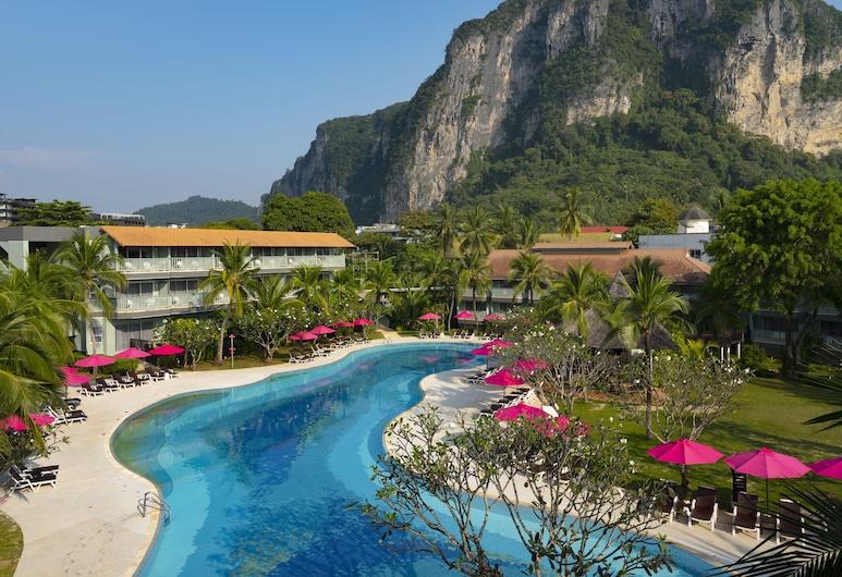 Aonang Villa Resort, Krabi, Buitenzwembad