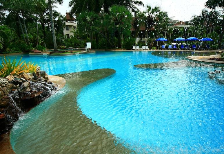 Felix River Kwai Resort, Kanchanaburi, Lauko baseinas