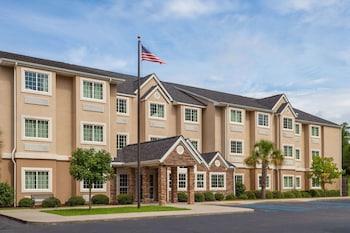 Kolumbia — zdjęcie hotelu Microtel Inn & Suites by Wyndham Columbia/At Fort Jackson