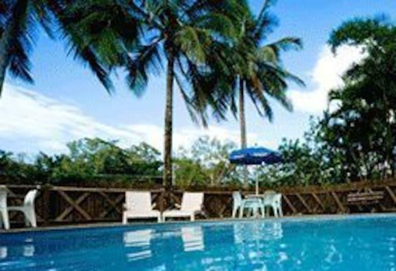 奇帕拉熱帶雨林旅館, 茱比莉帕奎特, 室外泳池