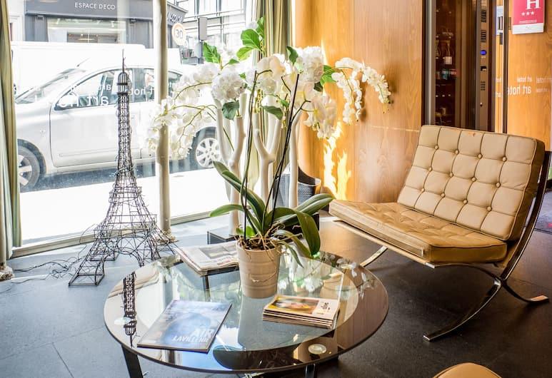 Art Hotel Batignolles, Pariz