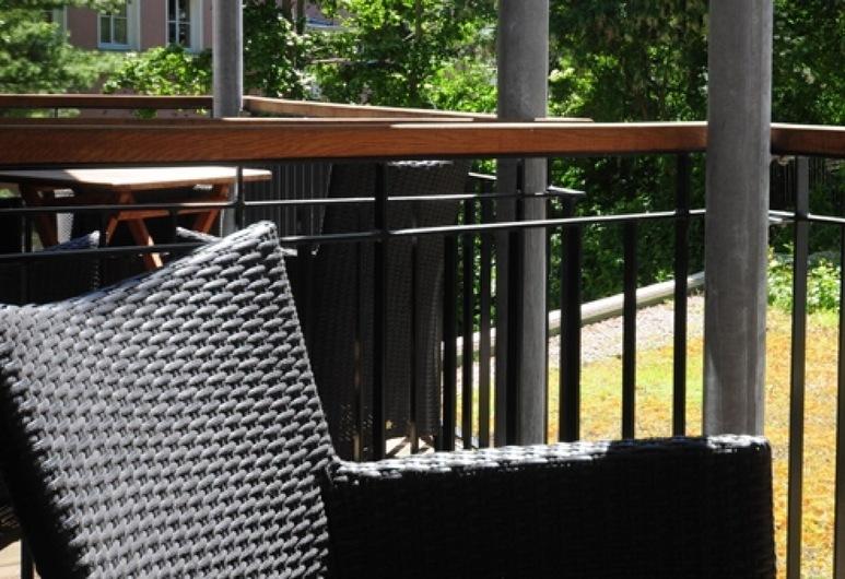 rostock apartment LIVING HOTEL, Rostock, Terrace/Patio