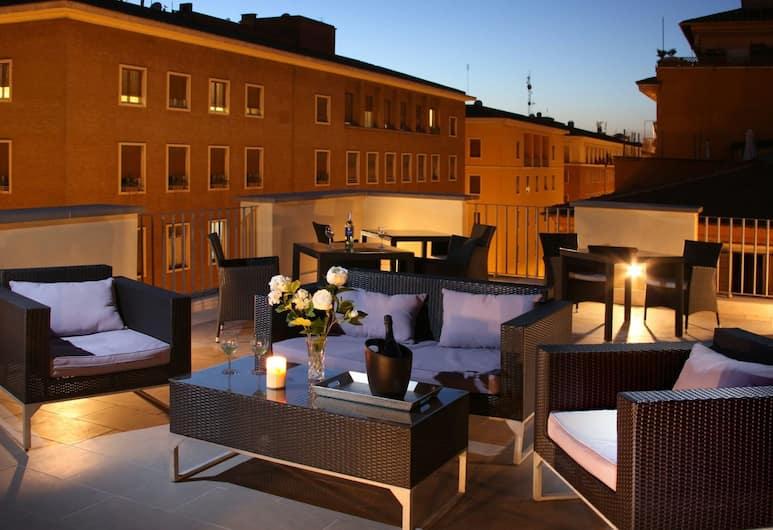 Relais Vatican View, Rome, Terrace/Patio