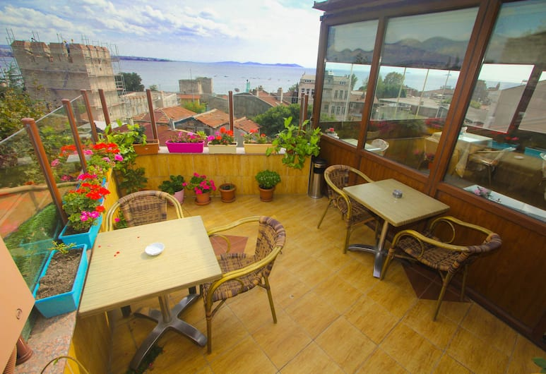 Esans Hotel - Special Class, Istanbul, Terrace/Patio