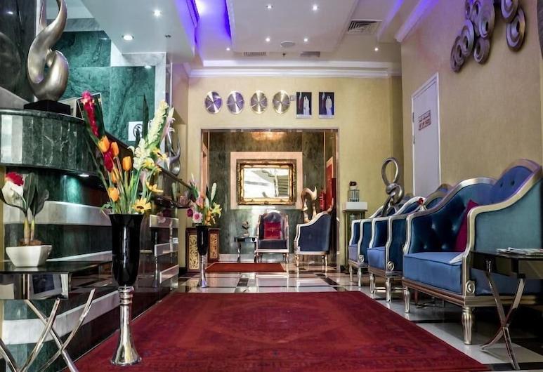 Doha Dynasty Hotel, Doha, Eteisaula