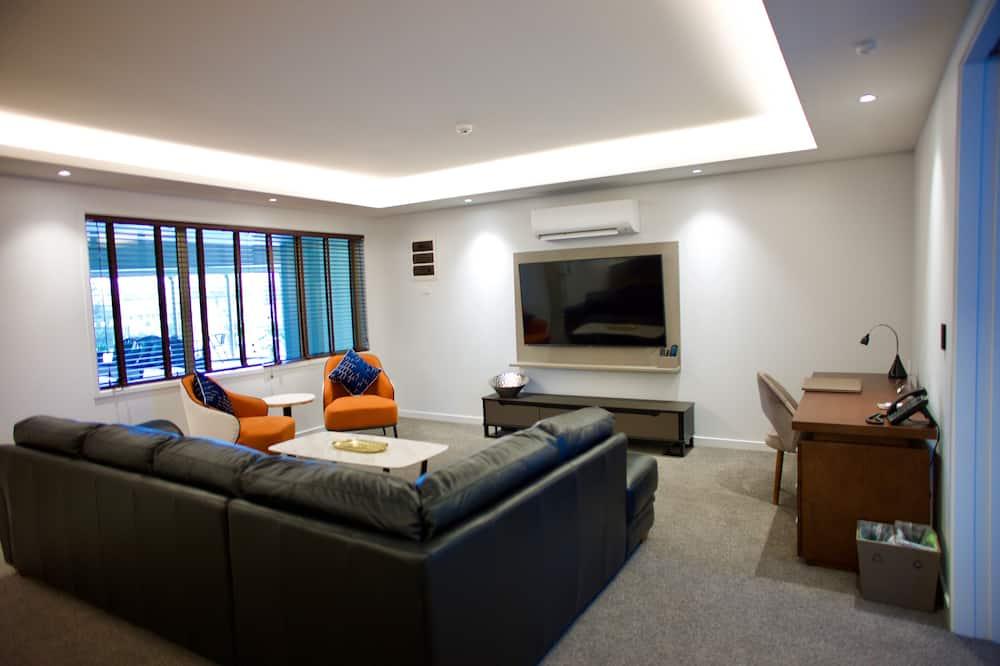 Apartamento de lujo - Zona de estar