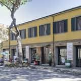 Standard-Doppel- oder -Zweibettzimmer, Gemeinschaftsbad - Blick auf die Straße