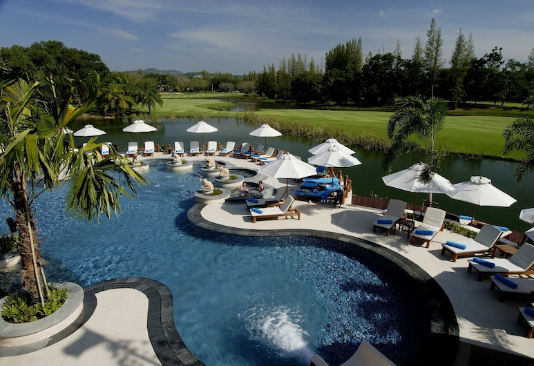 Laguna Holiday Club Phuket Resort, Choeng Thale, Outdoor Pool