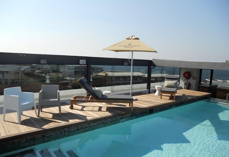 Square Boutique Hotel by Misty Blue Hotels, Umhlanga, Terasa