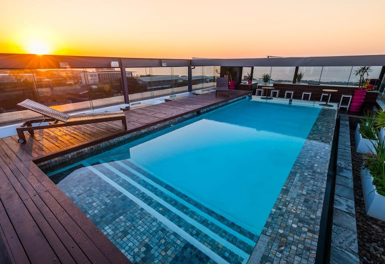 The Square Boutique Hotel by Misty Blue Hotels , Umhlanga, Pool