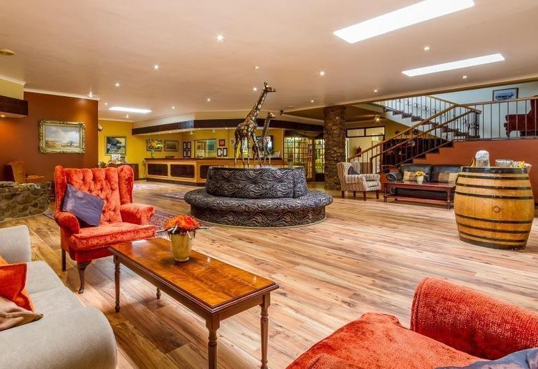 Hotel Numbi and Garden Suites, Hazyview