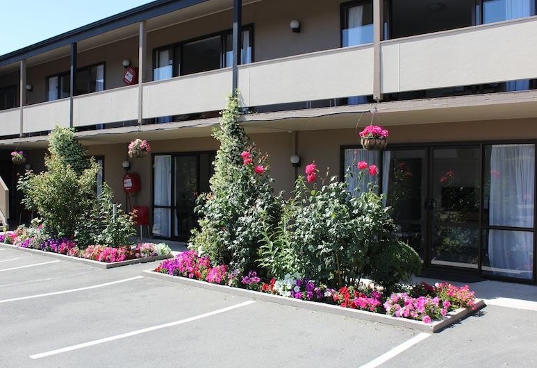 Christchurch City Park Motel, Christchurch