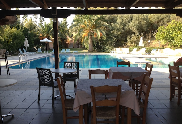 Hotel Kyriaki, Chania, Reštaurácia