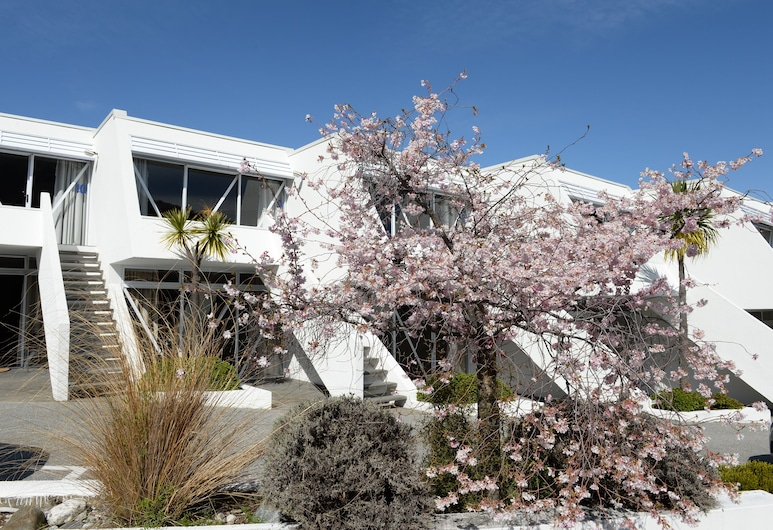 Amity Serviced Apartments, Queenstown, Fachada do Hotel