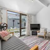 Apartamentai šeimai, 2 miegamieji - Svetainės zona