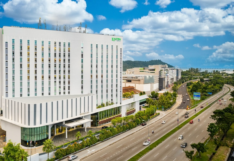 Eastin Hotel Penang, George Town, Hotel Front