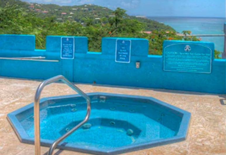 Bluebeard's Castle Villas III by Capital Vacations, St. Thomas, Pool
