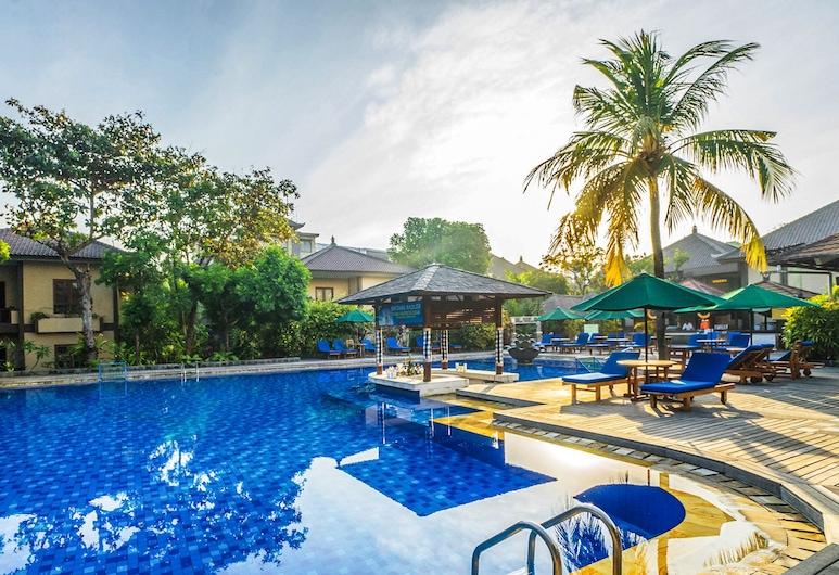 Risata Bali Resort and Spa, Kuta, Hồ bơi
