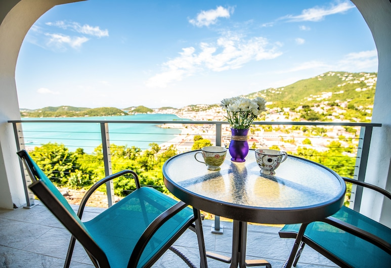 Hilltop Villas at Bluebeard's Castle by Capital Vacations, St. Thomas, Terrace/Patio