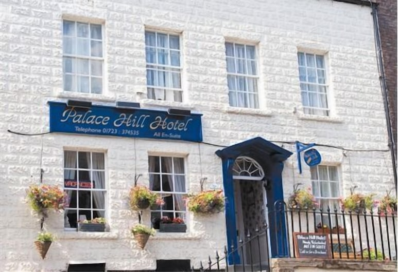The Palace Hill Hotel, Scarborough