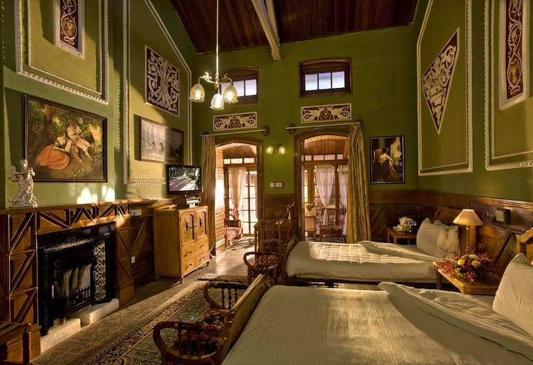 WelcomHeritage Ferrnhills Royale Palace, Ooty, Executive suite, 1 queensize bed, Kamer