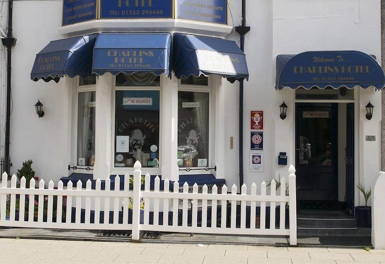 Chaplins Hotel, Blackpool