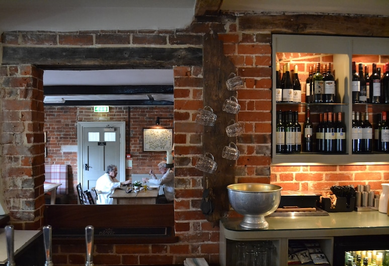 The Kings Head, Winchester, Hotel Bar