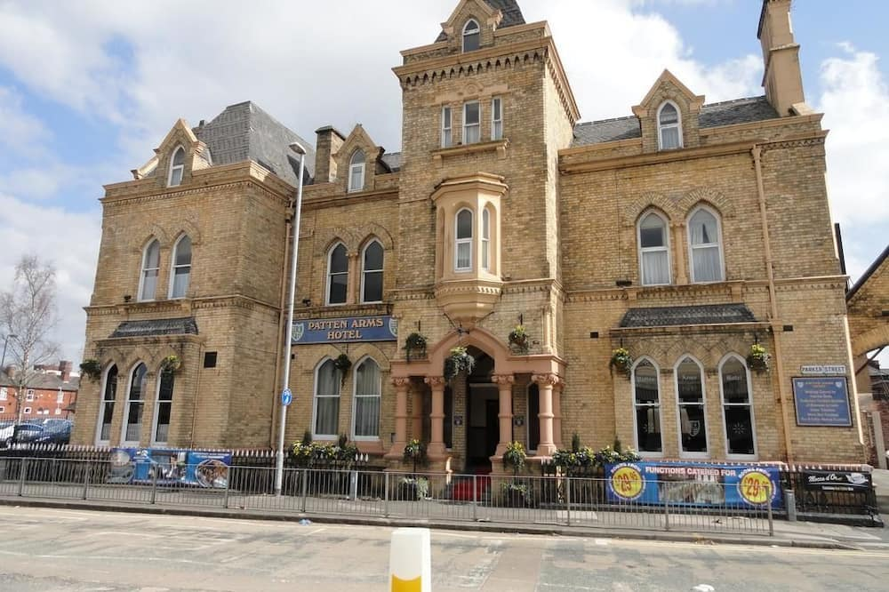 The Patten Arms Hotel