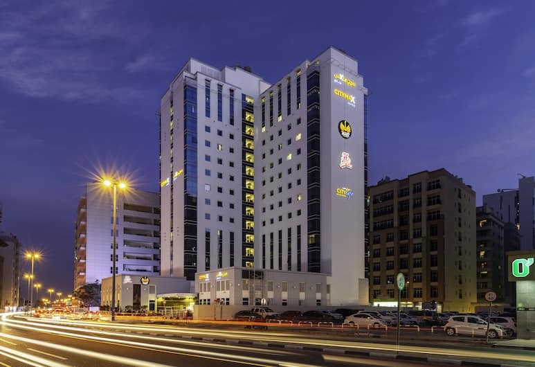 Citymax Hotel Al Barsha at the Mall , Dubai, Hotel Front